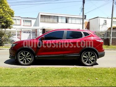 Nissan Qashqai 2.0L Exclusive 4x4 Aut  usado (2015) color Rojo precio $63.900.000
