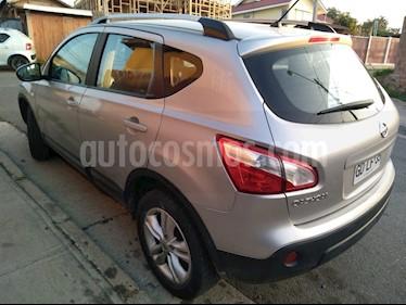 Nissan Qashqai Exclusive 4WD Aut  usado (2013) color Plata precio $8.990.000