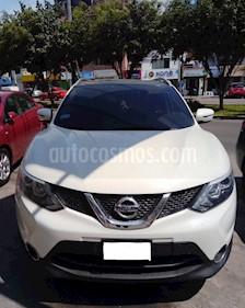 Nissan Qashqai 2.0L Exclusive 4x4  usado (2015) color Blanco precio u$s15,600