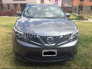 Nissan Qashqai 2.0L Advance  usado (2014) color Gris Metalico precio u$s15,500