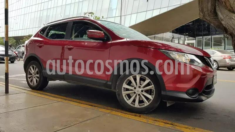 Nissan Qashqai Tekna 4x4 2.0L Aut Full usado (2015) color Rojo precio u$s4,800