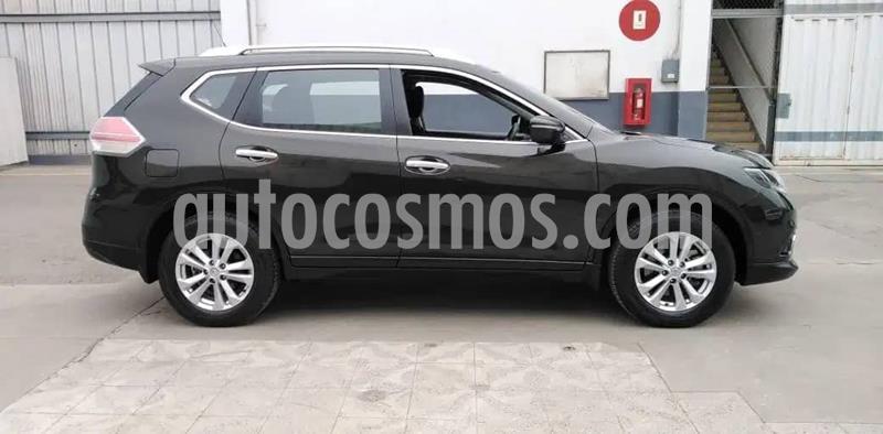 Nissan Qashqai 2.0L GSL Full Aut  usado (2015) color Negro precio u$s15,800