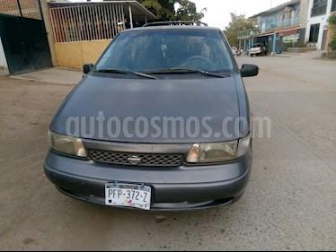 Foto venta Auto usado Nissan Quest GLE Aut (1997) color Gris Oscuro precio $55,000