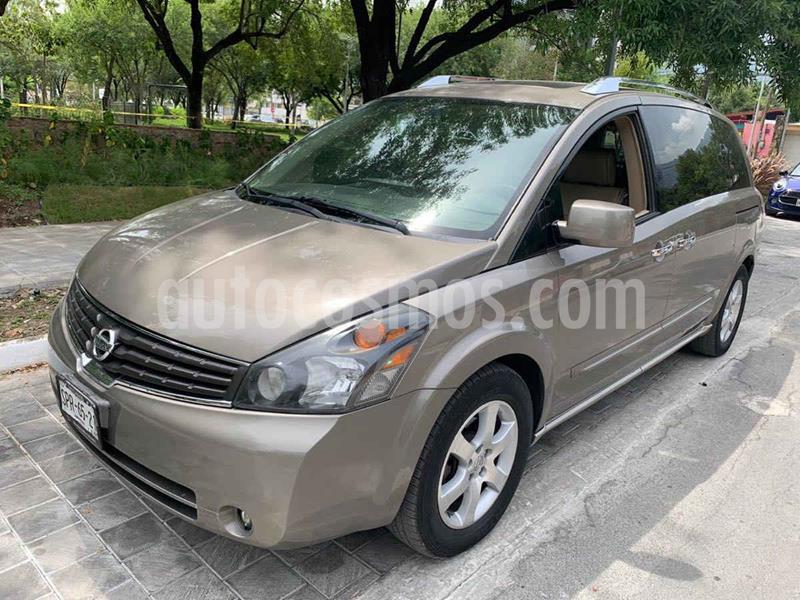 Nissan Quest 3.5L SE  usado (2009) color Blanco precio $129,900