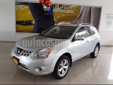 Foto venta Auto usado Nissan Rogue 5p Advance L4/2.5 Aut (2014) color Plata precio $205,900
