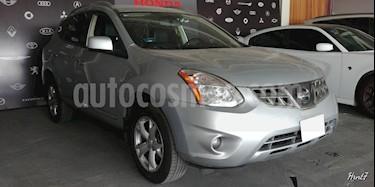 Foto venta Auto usado Nissan Rogue 5p Advance SL L4/2.5 Aut (2013) color Plata precio $187,000