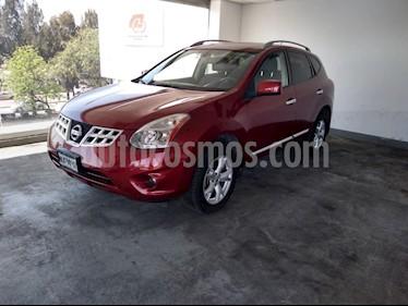 Foto venta Auto usado Nissan Rogue 5p Advance SL L4/2.5 Aut (2012) color Rojo precio $160,000