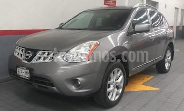 Foto venta Auto usado Nissan Rogue 5p Exclusive SL L4/2.5 Aut AWD (2013) color Gris precio $189,000