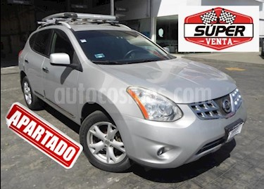 Foto venta Auto usado Nissan Rogue 5p Sense L4/2.5 Aut (2014) color Plata precio $199,000