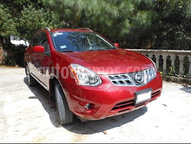 Foto Nissan Rogue Advance usado (2011) color Rojo precio $168,000