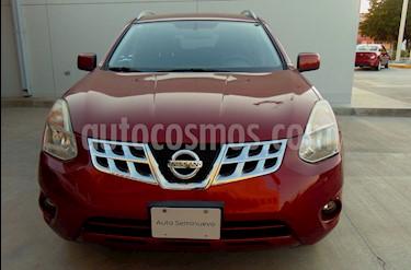 Foto venta Auto Seminuevo Nissan Rogue Advance (2014) color Rojo precio $220,000