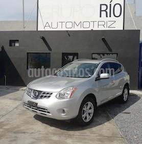 Foto venta Auto usado Nissan Rogue Advance  (2013) color Plata precio $175,000