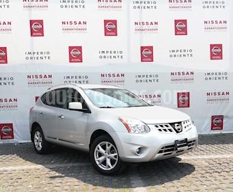 Foto venta Auto usado Nissan Rogue Advance (2014) color Plata precio $199,000