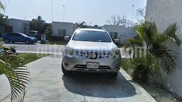 Foto venta Auto usado Nissan Rogue Advance (2014) color Plata precio $198,000