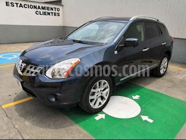 Foto venta Auto usado Nissan Rogue Exclusive (2014) color Azul precio $195,000