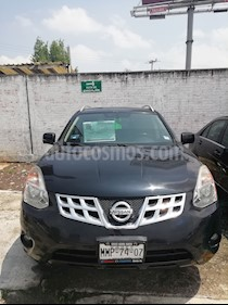 Foto venta Auto usado Nissan Rogue Exclusive (2013) color Negro Obsidiana precio $184,500
