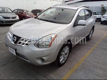 Foto venta Auto Seminuevo Nissan Rogue Exclusive (2014) color Plata precio $218,000