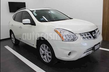 Foto venta Auto usado Nissan Rogue Exclusive (2014) color Blanco precio $255,000