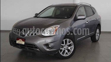 Foto Nissan Rogue Exclusive usado (2014) color Gris precio $185,000