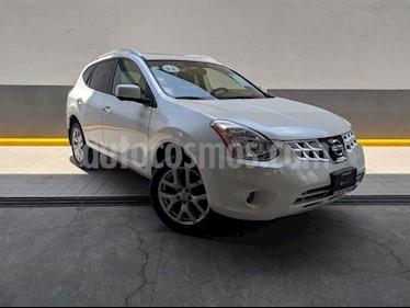 Foto venta Auto usado Nissan Rogue Exclusive (2013) color Blanco precio $189,000