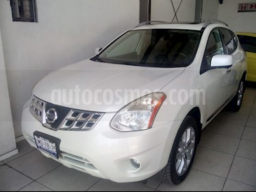 Foto venta Auto Seminuevo Nissan Rogue Exclusive (2013) color Blanco precio $200,000