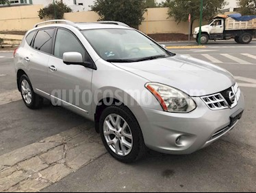 Nissan Rogue Exclusive usado (2014) color Plata precio $174,000