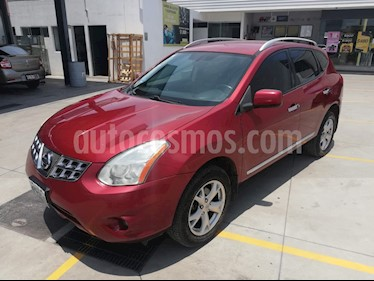 Nissan Rogue Advance  usado (2013) color Rojo precio $166,000
