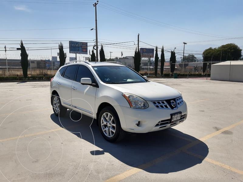 Foto Nissan Rogue Exclusive usado (2014) color Blanco precio $192,600