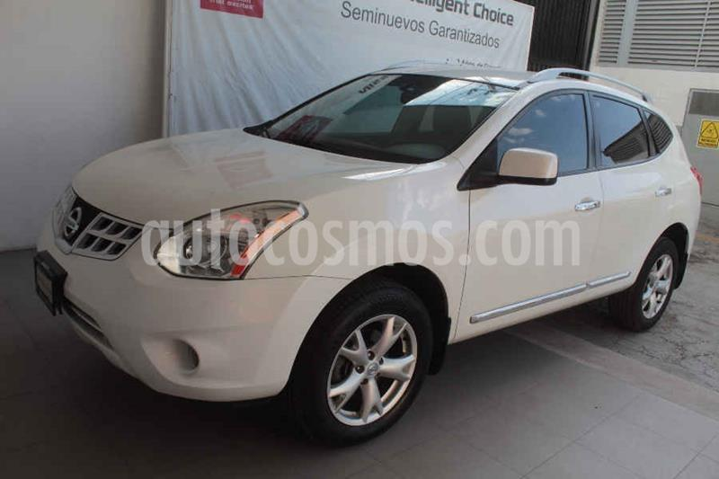 Nissan Rogue Advance usado (2013) color Blanco precio $179,000