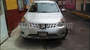 Nissan Rogue Sense usado (2014) color Plata precio $160,000