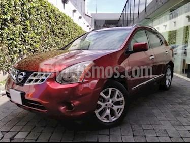 Nissan Rogue 5P EXCLUSIVE CVT PIEL QC MP3 XENON RA-18 4X4 usado (2014) color Rojo precio $178,000