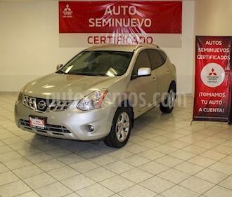 Foto Nissan Rogue Sense usado (2014) color Plata precio $189,000
