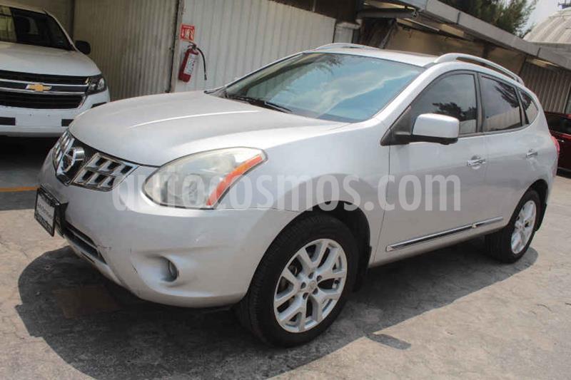 Nissan Rogue Exclusive usado (2014) color Plata precio $199,000