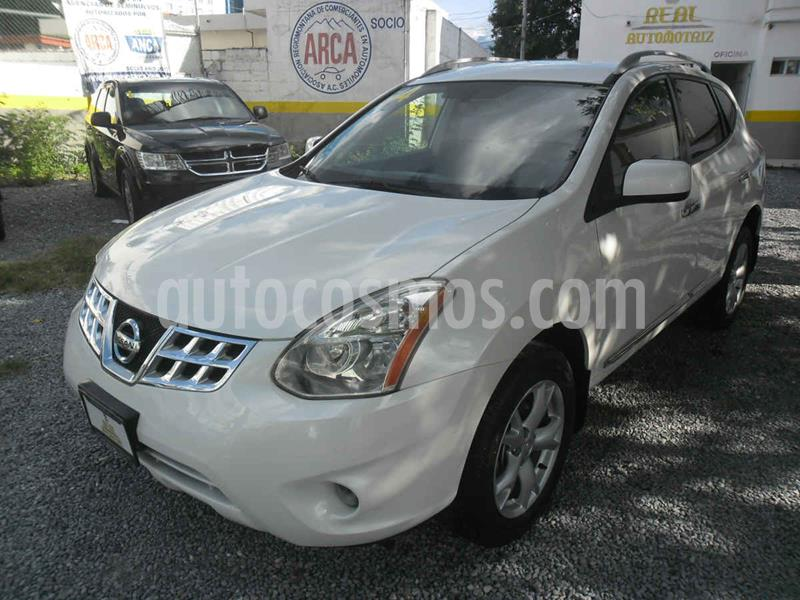 Nissan Rogue Advance usado (2014) color Blanco precio $168,000