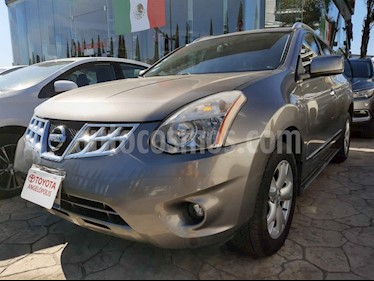 Nissan Rogue 5p Advance SL L4/2.5/Aut usado (2012) color Gris precio $180,000