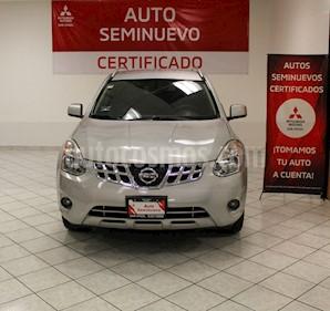 Nissan Rogue Sense usado (2014) color Plata precio $175,000
