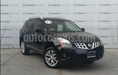 Nissan Rogue Exclusive usado (2014) color Negro precio $234,600