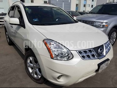 Nissan Rogue Advance usado (2013) color Blanco precio $180,000