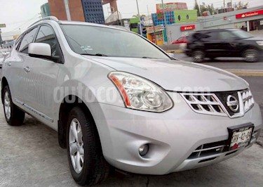 Nissan Rogue Advance usado (2013) color Blanco precio $160,000
