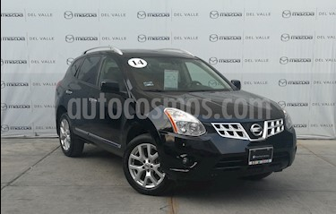 Nissan Rogue Exclusive usado (2014) color Negro precio $234,000