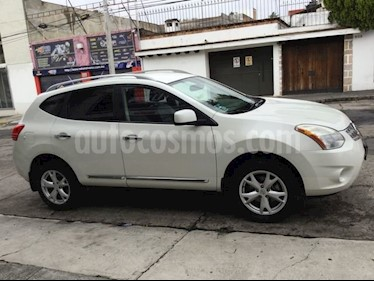 Foto venta Auto Seminuevo Nissan Rogue ROGUE ADVANCE (2014) color Blanco precio $205,000