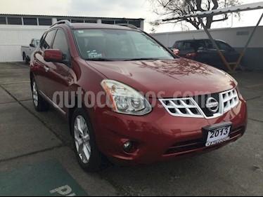 Foto venta Auto usado Nissan Rogue ROGUE EXCLUSIVE (2013) color Rojo precio $195,000