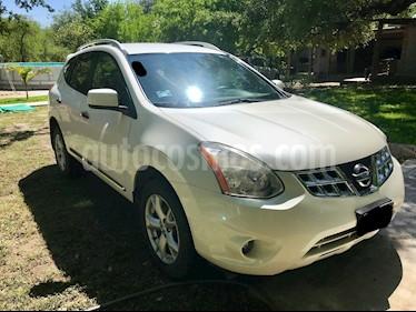 Nissan Rogue Sense usado (2014) color Blanco precio $205,000