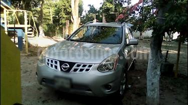 Nissan Rogue Sense usado (2013) color Plata precio $170,000