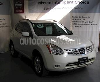Foto venta Auto usado Nissan Rogue SL 4WD (2010) color Blanco precio $140,000