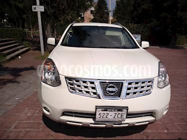 Nissan Rogue SL CVT Piel usado (2010) color Blanco precio $130,000
