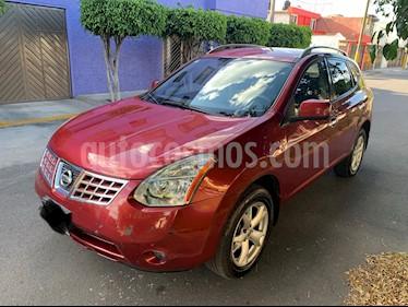 Nissan Rogue SL CVT usado (2010) color Rojo precio $110,000