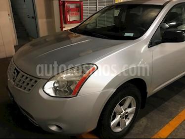 Nissan Rogue SL usado (2010) color Plata precio $110,000