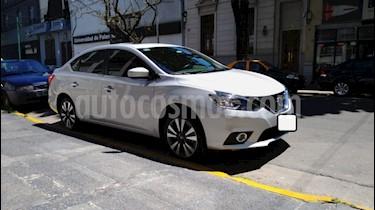Nissan Sentra - usado (2018) color Gris Plata  precio $950.000