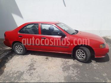 Nissan Sentra 1.6L- usado (1998) color Rojo precio $8.000.000